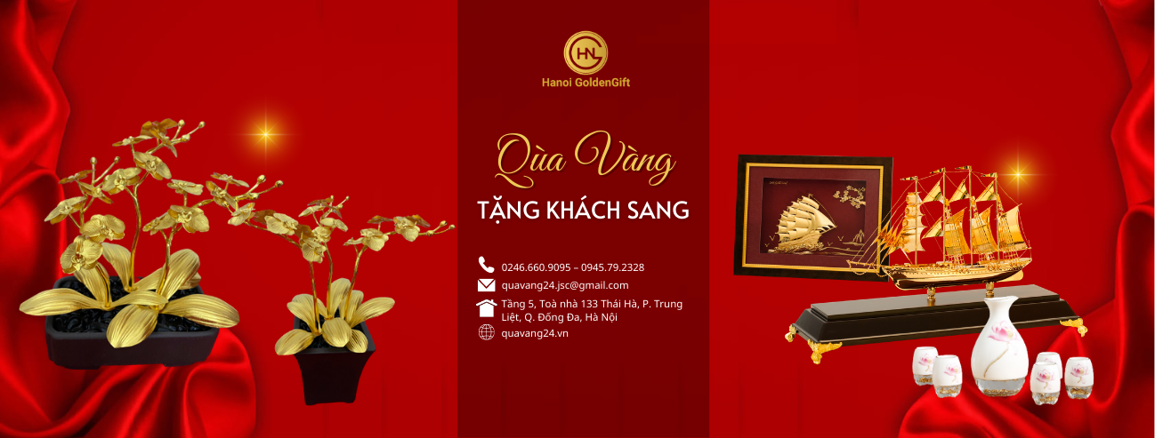 qua vang tang khach sang